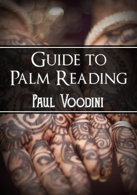 Guide to Palm Reading by Paul Voodini