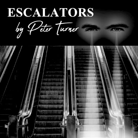 Escalators by Peter Turner