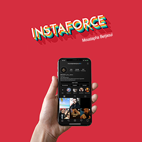 InstaForce by Moustapha Berjaoui